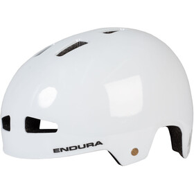 Endura PissPot Helmet white